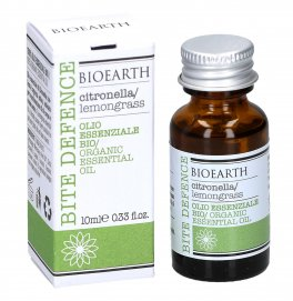 Bio Defence - Olio Essenziale Bio di Citronella