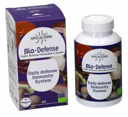 Bio-defense - Integratore a base di Funghi Medicinali in Capsule