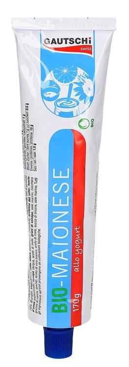 Salsa allo Yogurt - Bio Maionese allo Yogurt