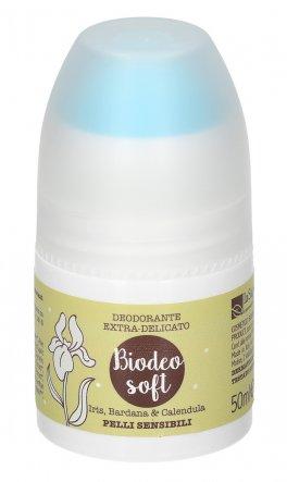 Biodeo Soft - Iris, Bardana e Calendula