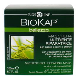 BioKap Maschera Nutriente Riparatrice