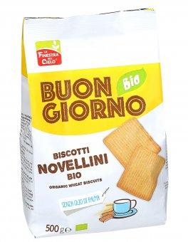 Biscotti Novellini Bio