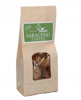 Biscotti Vegan - Grano Saraceno e Uvette