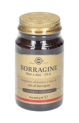 Borragine - One a Day - GLA