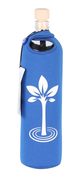 Bottiglia Flaska Neo Design - Tree of Life - 0,75 l