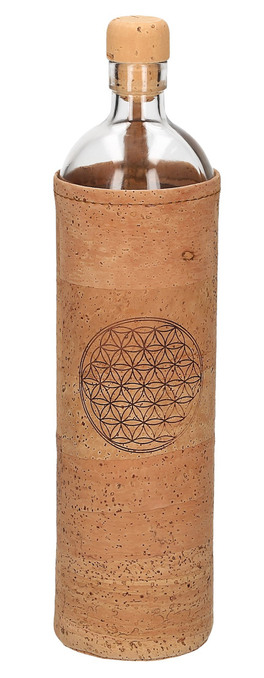 Bottiglia Flaska Spiritual Flower Of Life - 0,75 l