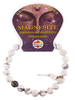 Bracciale Power - Magnesite