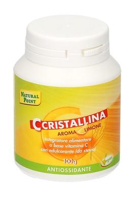 C Cristallina - Vitamina C - Aroma Limone