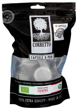 Caffè Arabica Bio Chiapas - 10 Capsule