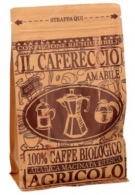Caffè Macinato per Moca - Il Cafereccio Biologico