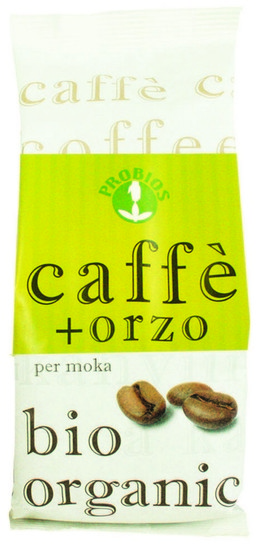 Caffè + Orzo per Moka