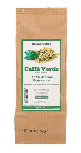 Caffè Verde in Grani Contusi - 200g