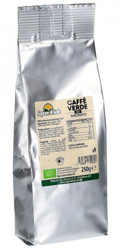 Caffè Verde Macinato Bio