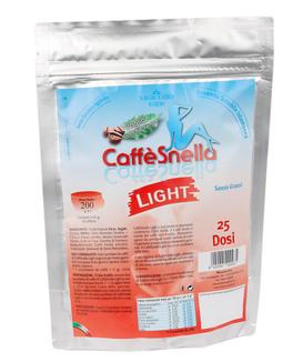 CaffèSnella Light - Bevanda solubile Istantanea a Base di Caffe Verde