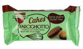 Cakes Farcighiotto - Frollino con Crema Cacao