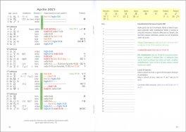 Calendario delle Semine di Maria Thun® 2021 — Calendario di Maria Thun