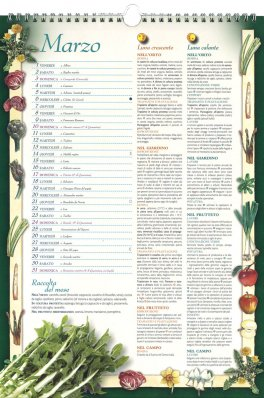 Calendario Lunare Orto.Orto Calendario Lunare 2019 Ikbenalles