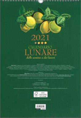 Calendario Lunare Delle Semine E Dei Lavori 2021 Calendario Lunare delle Semine e dei Lavori 2020 — Calendario