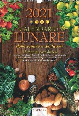 Calendario Lunare delle Semine e dei Lavori 2020 — Calendario