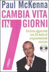 Cambia Vita in 7 Giorni + CD Audio