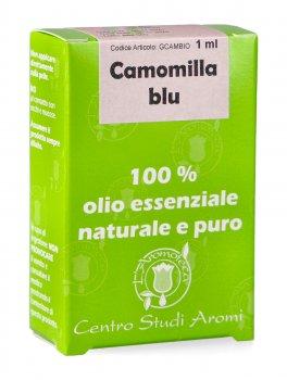 Camomilla Blu - Olio Essenziale Bio