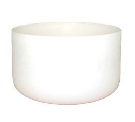 White Quartz Crystal Bell