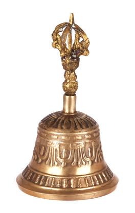 Campana Rituale Tibetana