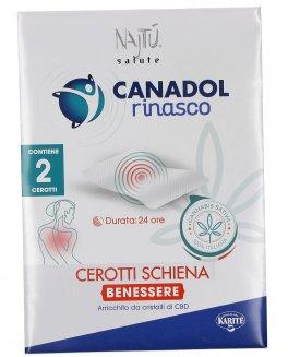 Canadol Rinasco - Cerotti Schiena