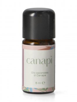 Canapì - Olio Essenziale di Canapa
