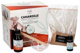 Canargille - Argilla Rossa Lenitiva e Couperose