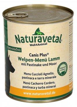 Canis Plus Welpen - Menù Cuccioli Agnello, Pastinaca e Terra Minerale