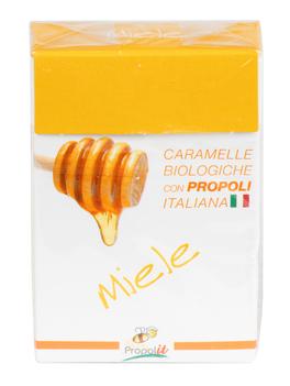 Caramelle Biologiche con Propoli e Miele