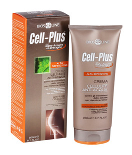 Cell-Plus Alta Definizione - Crema Cellulite Anti-Acqua