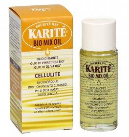 Olio per Cellulite - Bio Mix Oil