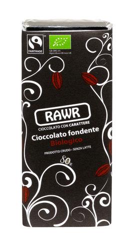 Cioccolato Fondente Biologico 80%