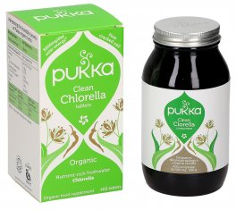 Clean Chlorella - 400 Compresse