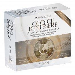 Codice Benessere - Cofanetto - 432 Hz - Il Suono che si prende Cura di Te - CD