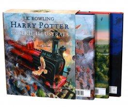 Cofanetto Harry Potter - La Serie Illustrata