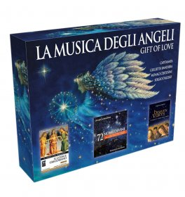 Cofanetto Regalo: La Musica degli Angeli - Gift of Love