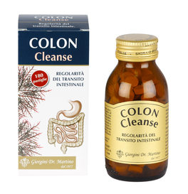 Colon Cleanse - 180 Pastiglie