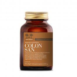 Colonsan Formula Potenziata Salugea – Integratore per il Gonfiore Addominale - Capsule vegetali, in vetro scuro