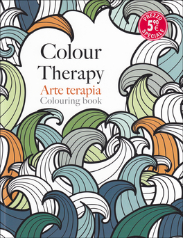 Macrolibrarsi - Colour Therapy - Arte Terapia Colouring Book