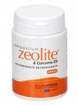 Compositum Zeolite e Curcuma Es - in Capsule