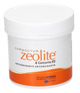 Compositum Zeolite e Curcuma ES in Polvere