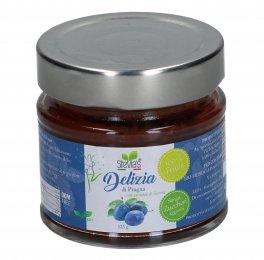 Composta di Prugne, 100% Frutta