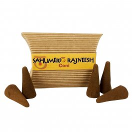 Coni di Sahumerio Rajneesh