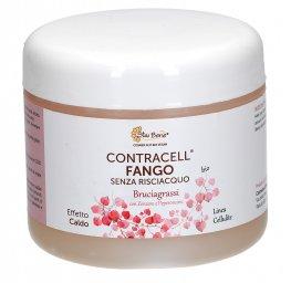 ContraCell® Fango Senza Risciacquo Bio - Crema Contro la Cellulite Effetto Caldo