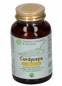 Cordyceps Plus - Integratore in Compresse