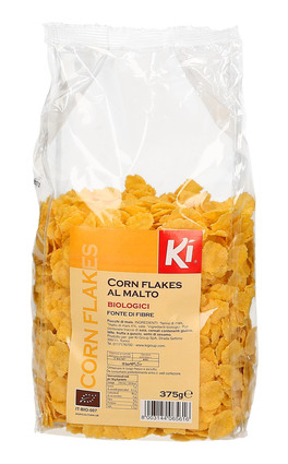 Corn Flakes al Malto Biologici