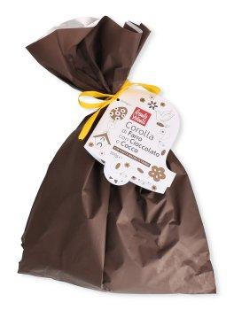 Corolla di Farro con Cioccolato e Cocco - Dolce Pasquale
